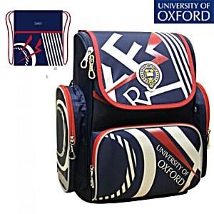 Школьный рюкзак Oxford Оксфорд синий 1074-OX-134 + мешок для обуви
