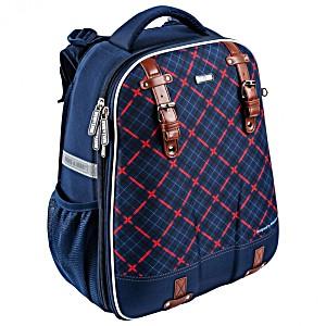 Школьный рюкзак OXFORD MIKE MAR 1008-161 синий + мешок