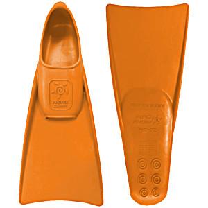 Ласты для грудничкового плавания ProperCarry оранжевые 23-24
